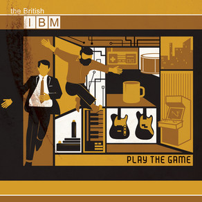 """New Album: """"Play the Game"""" by The British IBM"""