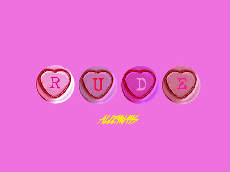 "New Single: ""Rude"" by ALLEYWAYS"