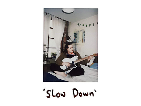 "New Single: ""Slow Down"" by Carmen McLean"