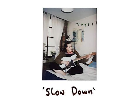"""New Single: """"Slow Down"""" by Carmen McLean"""
