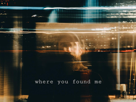 "New Single: ""Where You Found Me"" by Still Motions"