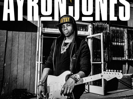 "New Single: ""Take Me Away"" by Ayron Jones"