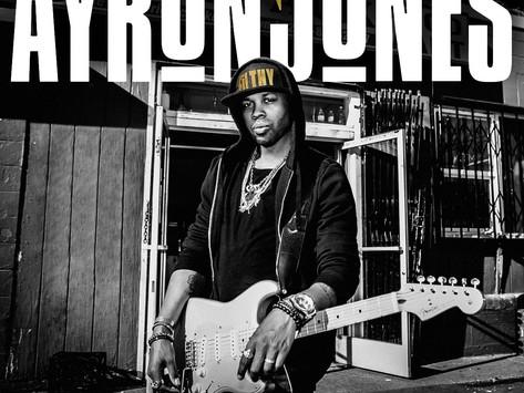 "New Single: ""Take Me Away"" by Ayron Jones"