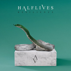 """New EP: """"Resilience"""" by Halflives"""