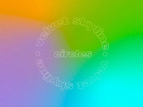 """New Single: """"Circles"""" by Velvet Skyline"""