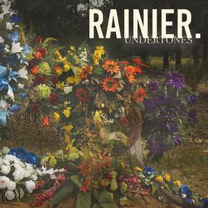 """New EP: """"Undertones"""" by Rainier."""