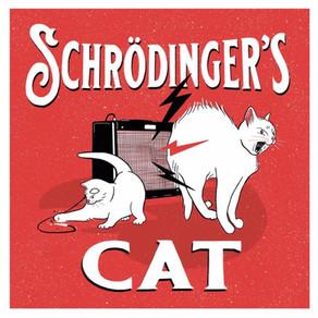 "New Single: ""Schrödinger's Cat"" by Casey Jo &the Friday Night Dads"