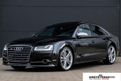 Audi S8 4.0 TSFI Pro Line+