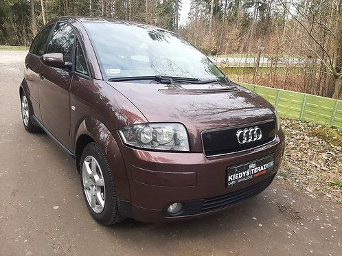 Audi A2 faktura VAT 23%