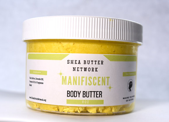 MANifiscent Body Butter