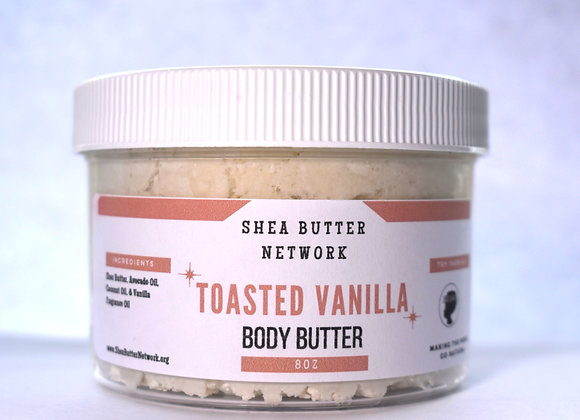 Toasted Vanilla Body Butter