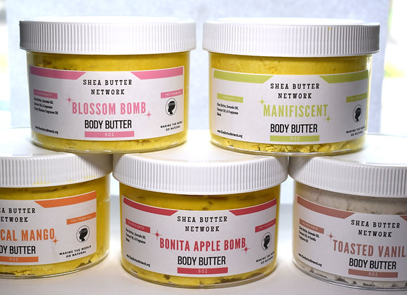 Body Butter Escentials Pack