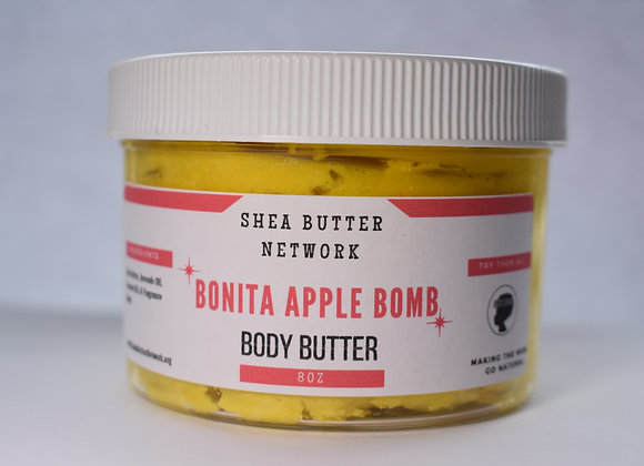 Bonita Apple Bomb Body Butter