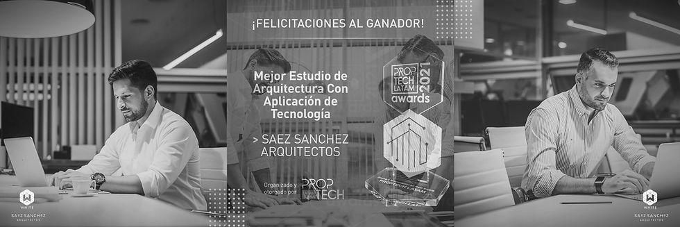 SAEZ SANCHEZ ARQUITECTOS GANADORES PROPT