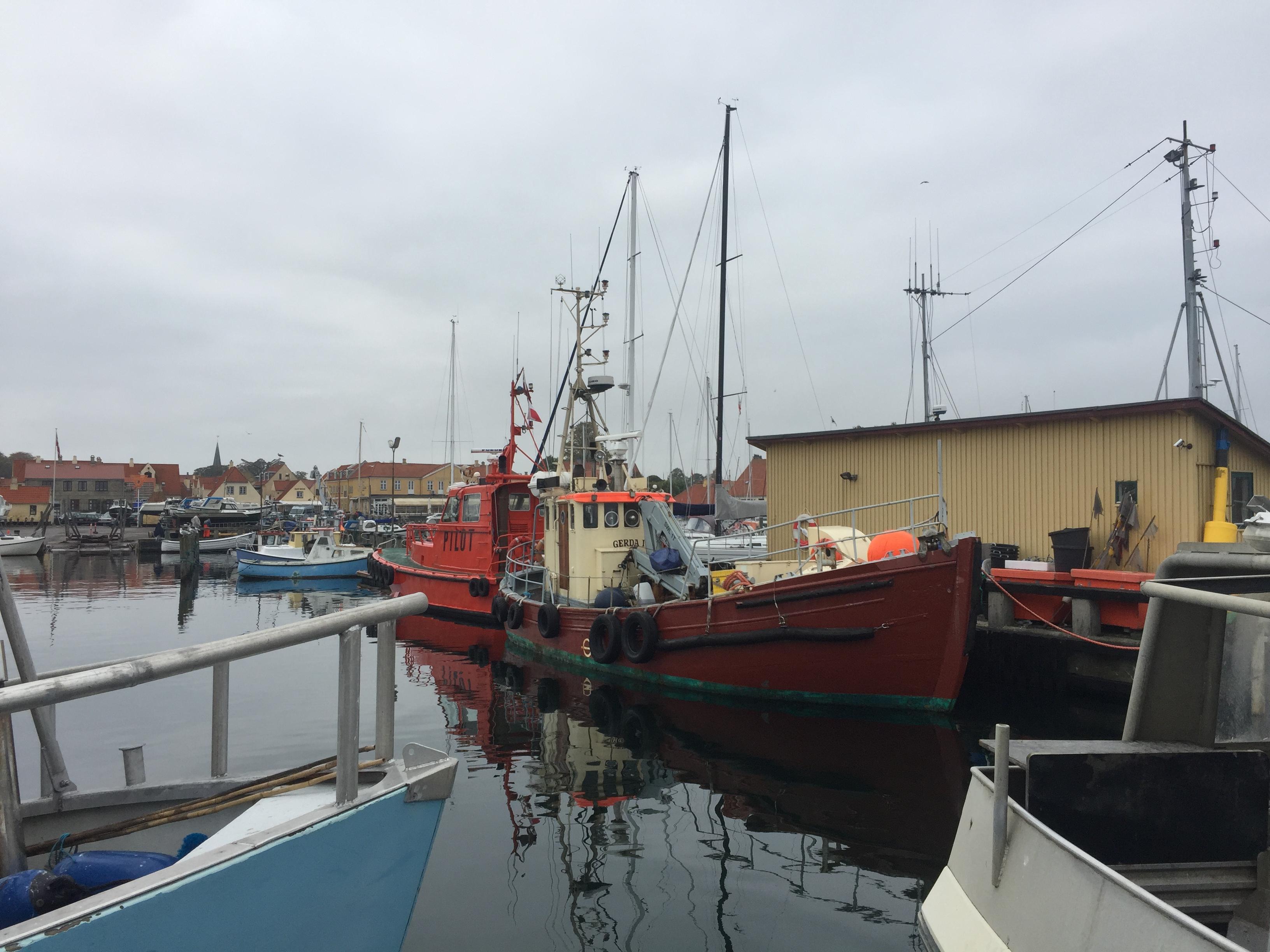 Rederiet Gerda IV i Dragør Havn