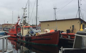 Gerda IV i Dragør Havn