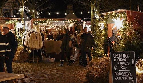 Julmarknaden i Dragør