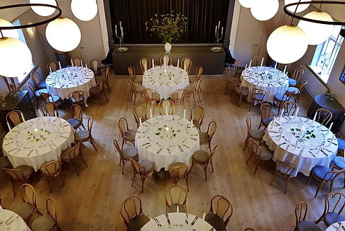 Selskabslokale til Bryllup og store fester i dragør