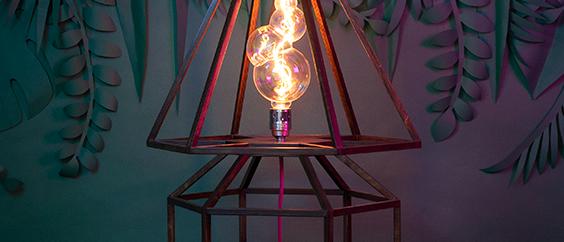 LAMPE HUGUETTE (Lampe à poser)