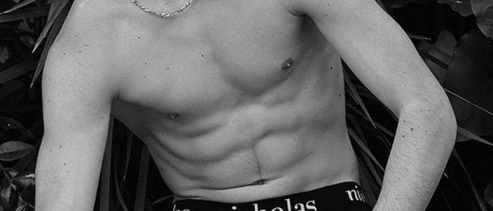 Boxer noir - NICHOLAS PARIS