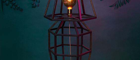 LAMPE ODETTE (Lampadaire)