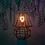 Thumbnail: LAMPE CLAUDETTE (Lampe de chevet)