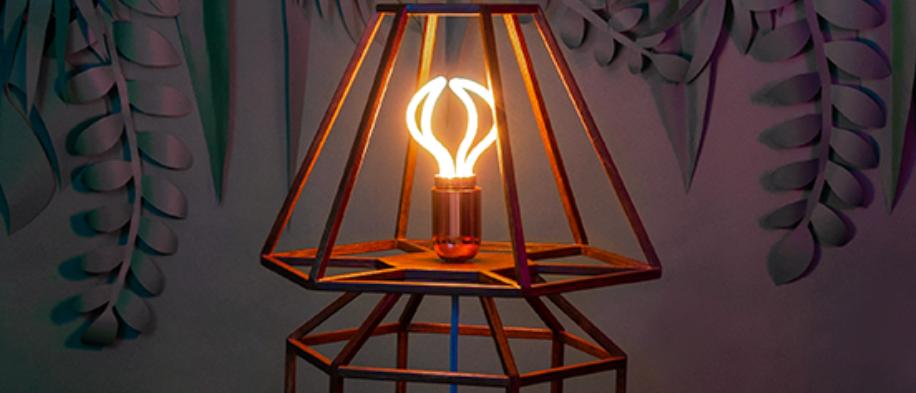 LAMPE CLAUDETTE (Lampe de chevet)