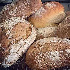 Wheat loaf