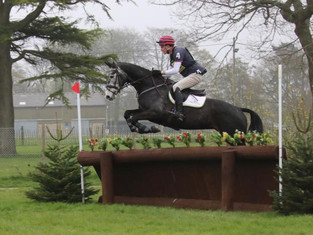 Upton House Horse Trials Day 2