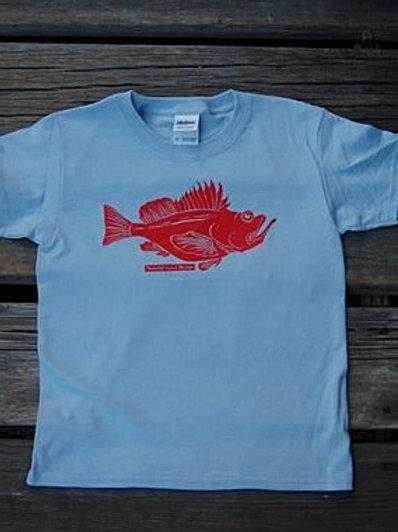 Bocaccio Rockfish Kid Tee