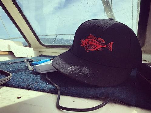 Bocaccio Rockfish Flat-Bill Hat