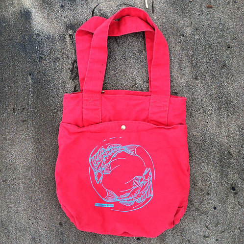 Lingcods Heavy Canvas Bag