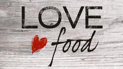 Love Food Title