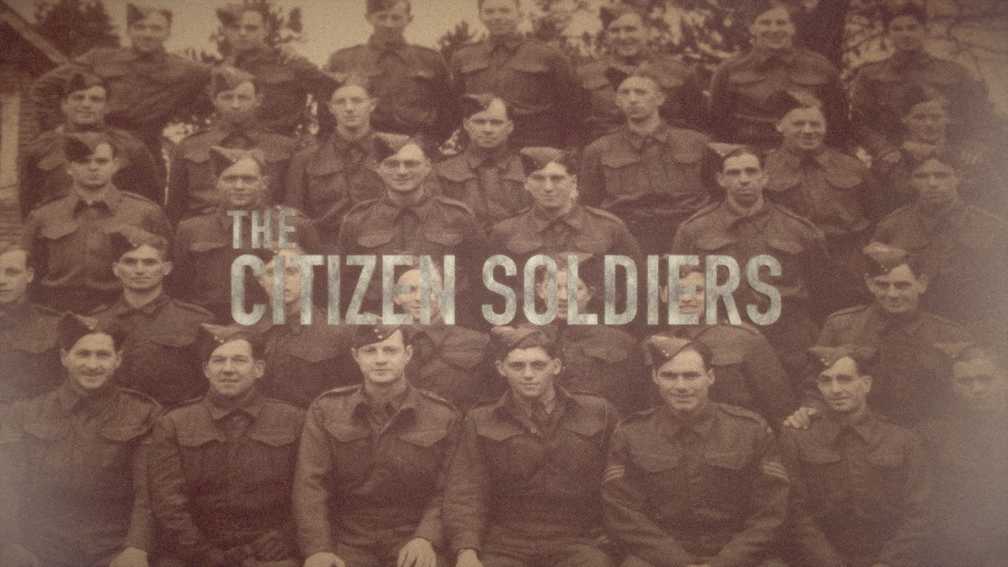 Citizen Soldiers Title