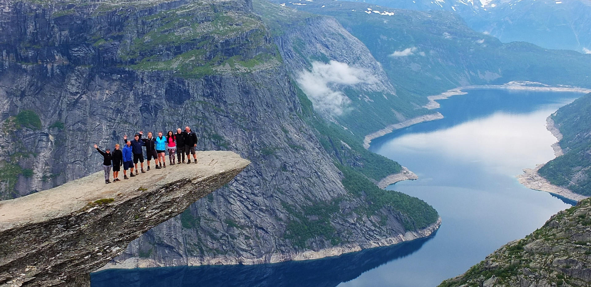 Trolltunga Group Hiking 2018   Personal Training   Fitness   Health   Norway   Gym   Outdoor   Exercise   Trainer