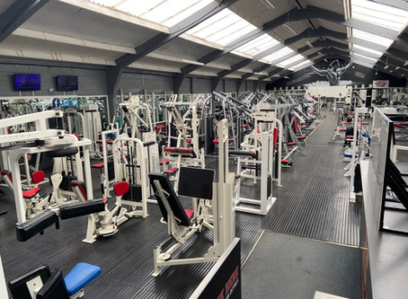 Gym Reopening Information - July 2020