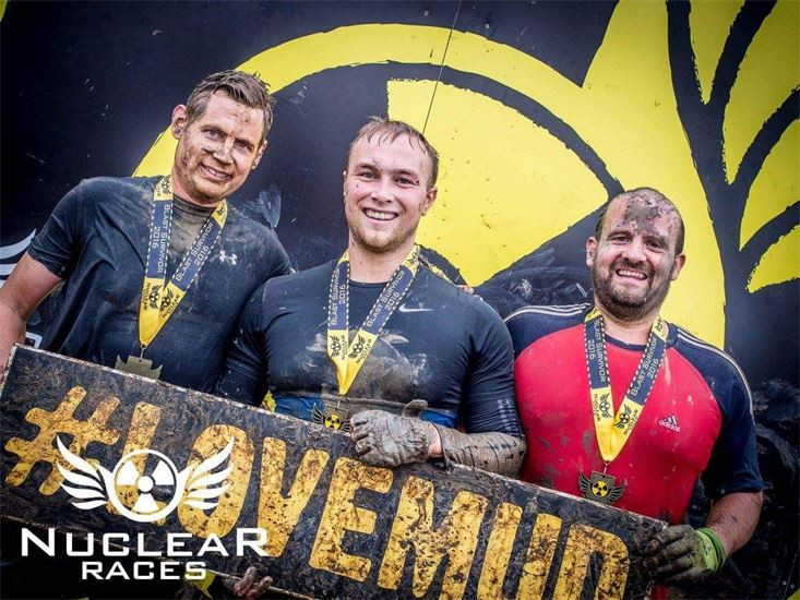 Nuclear Races 2015 Team | Outdoor Fitness | Essex | Training | Gym | Personal | One To One | Trainer | Health | Sawbridgeworth | Harlow | Bishops Stortford