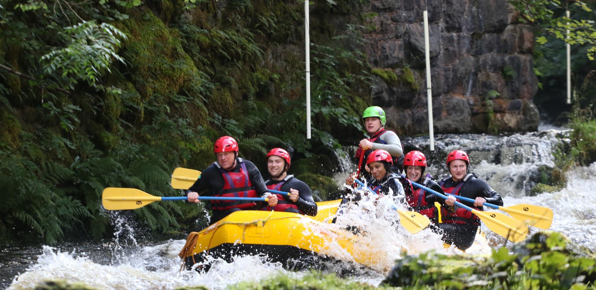 Snowdonia Whitewater Rafting & Hiking Trip, 2019 | Personal Training Group | Gym | Bishops Stortford | Harlow | Hertfordshire | Health | Exercise