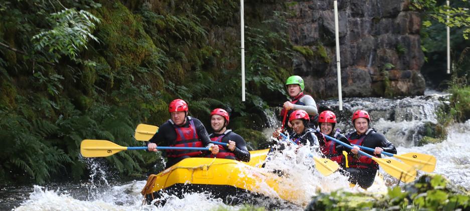 Snowdonia Whitewater Rafting & Hiking Trip, 2019   Personal Training Group   Gym   Bishops Stortford   Harlow   Hertfordshire   Health   Exercise