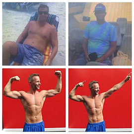 Incredible Personal Training Transformation for Ian Gilder, Sawbridgeworth, near Harlow