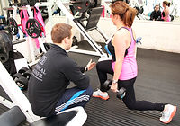 Personal Training in Sawbridgeworth, near Harlow. Lunges, Weight Loss | Gym | Fitness | Health