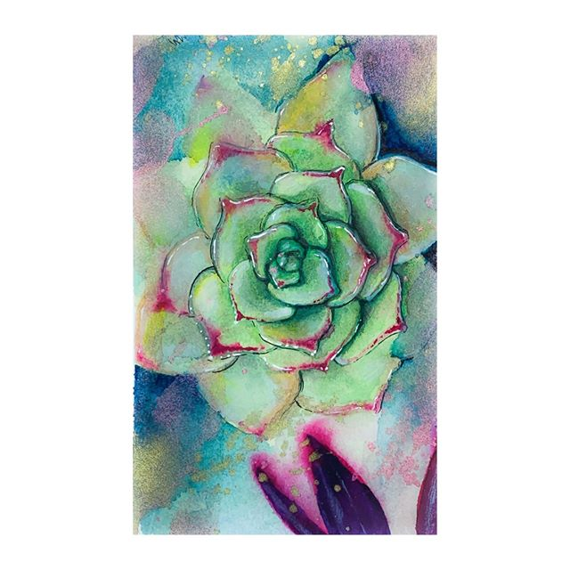 Floral Study No. 01