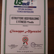 Istruttore Body Building & Fitness