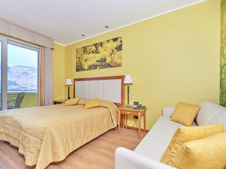 È la Healthy Room. Una camera d'hotel speciale e in salute per un'esperienza superiore di benessere