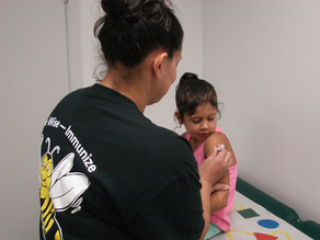 TMA's Be Wise – Immunize Promotes Vaccinations