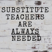 Subs are Always Needed