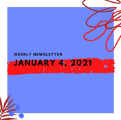 Week of January 4th, 2021