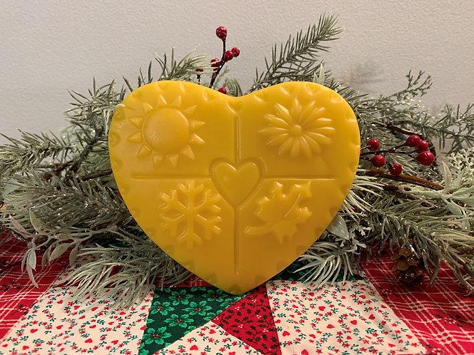 Beeswax Seasons Of The Heart