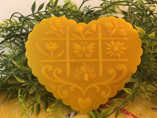 Beeswax Gardens of the Heart