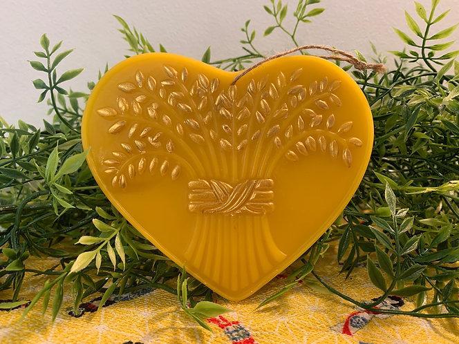 Beeswax Bountiful Heart